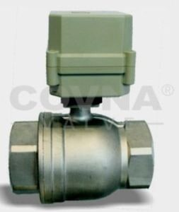 Electric Stainless Steel Ball Valve